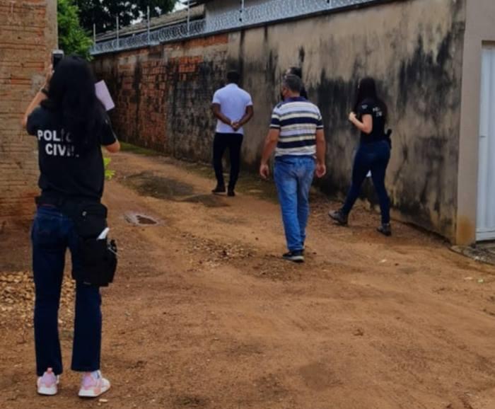 Polícia Civil do Tocantins participa da Operação Resguardo do Ministério da Justiça e Segurança Pública