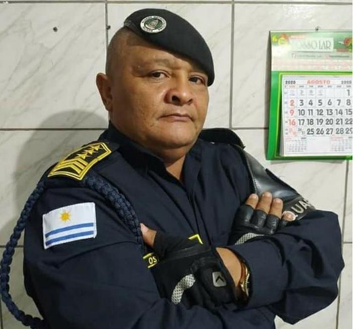 Inspetor da Guarda Metropolitana de Palmas morre vítima da covid-19
