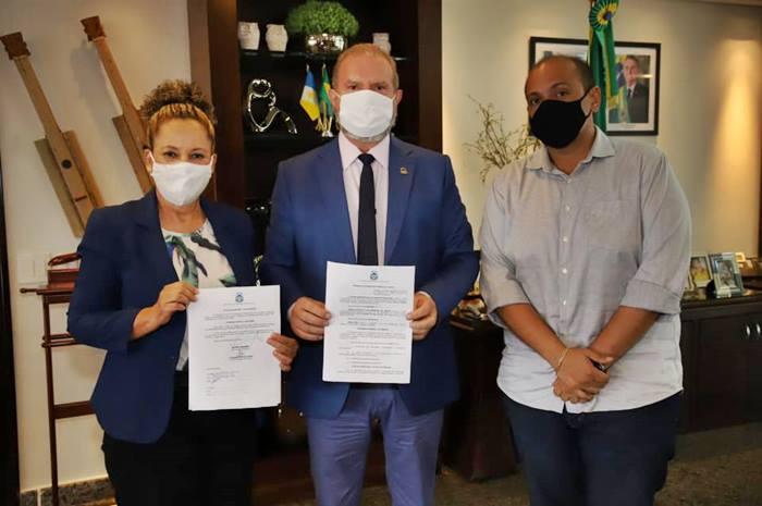 Prefeitura de Gurupi firma termo de cooperação técnica com Governo do Estado