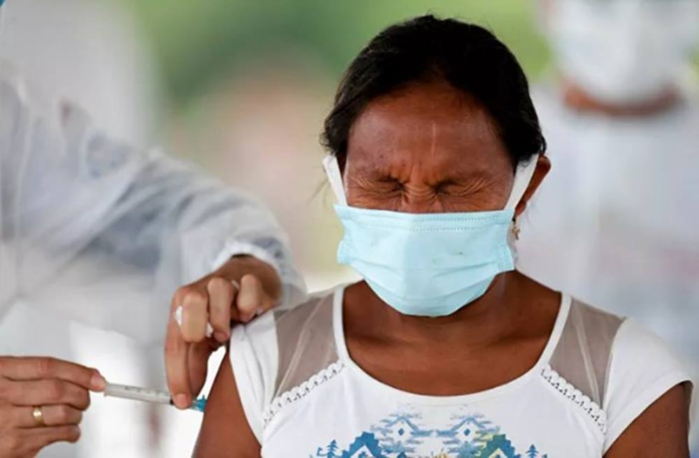 Datafolha: 70% dos brasileiros querem vacina obrigatória; número é recorde