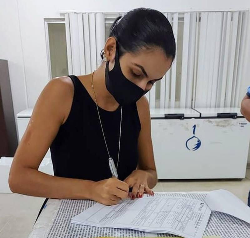 Governo do Tocantins recebe mais 13,2 mil vacinas para combate à Covid-19