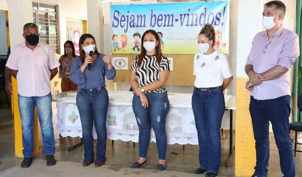 Governo do Tocantins lança programa para implantação de hortas e cultivo de alimentos nas escolas com a participação da comunidade