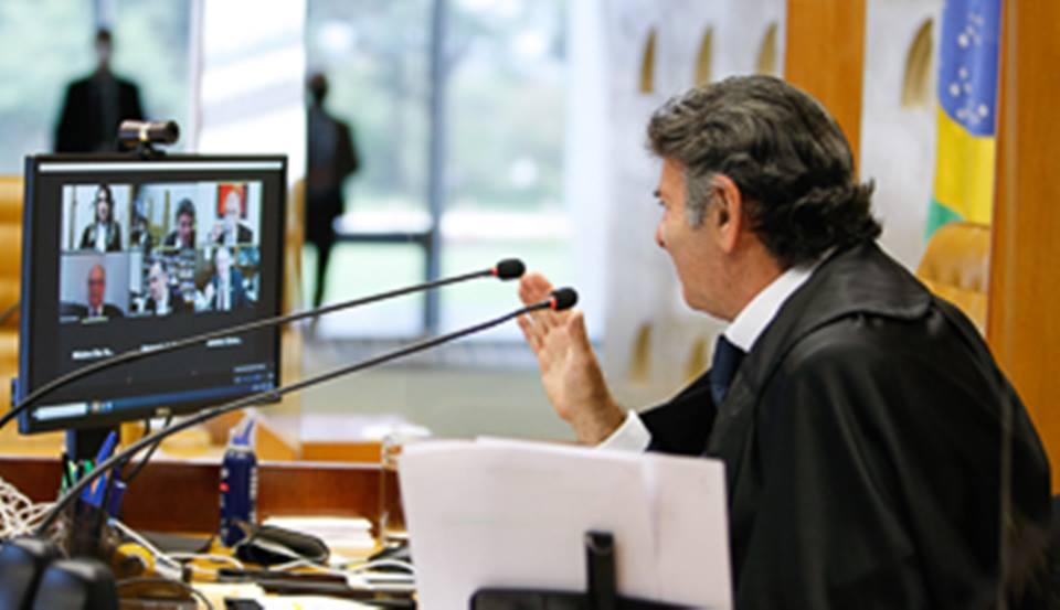 Plenário confirma liminar para determinar ao Senado Federal instalação da CPI da Pandemia