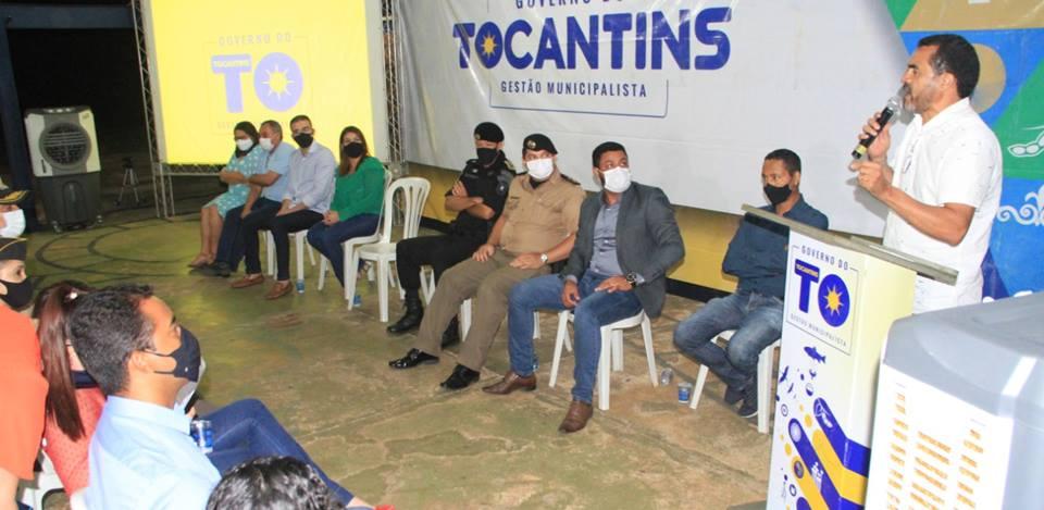 Governo do Tocantins realiza consulta pública para implantação de metodologia militar no Colégio Estadual Duque de Caxias