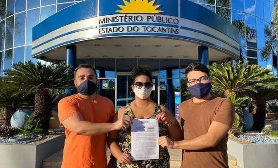 Somos denúncia vereador de Araguaína ao MPE por homofobia