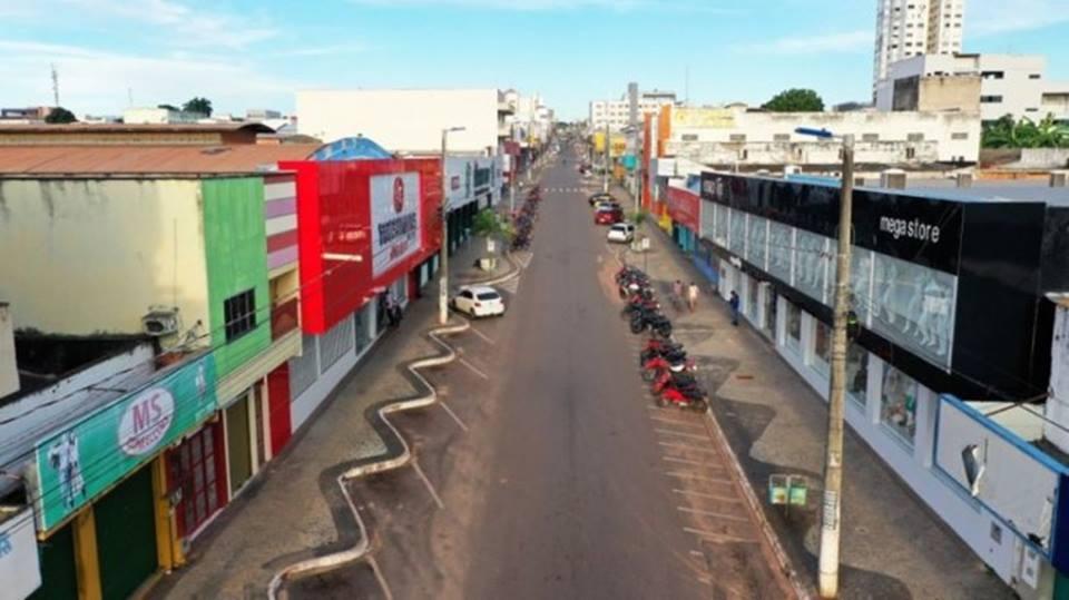 Araguaína estabelece lockdown de 5 dias a partir da próxima quinta-feira, 3