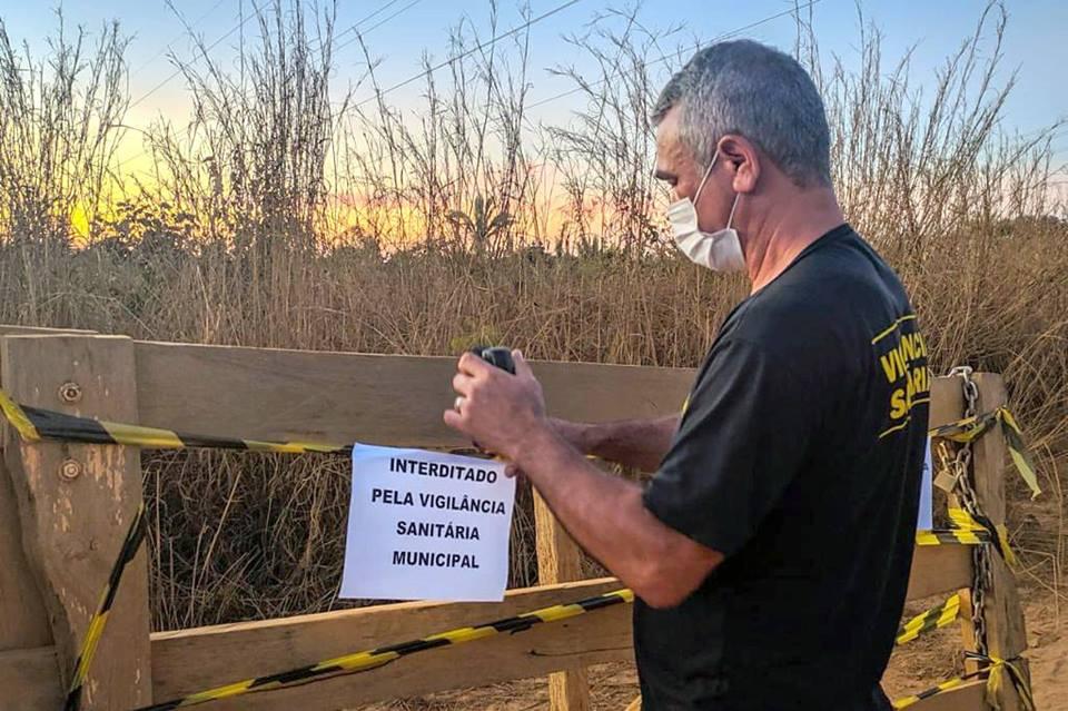MPTO promoveu execuções do TAC com aplicação de multa contra pousada que realizou eventos na praia do Funil