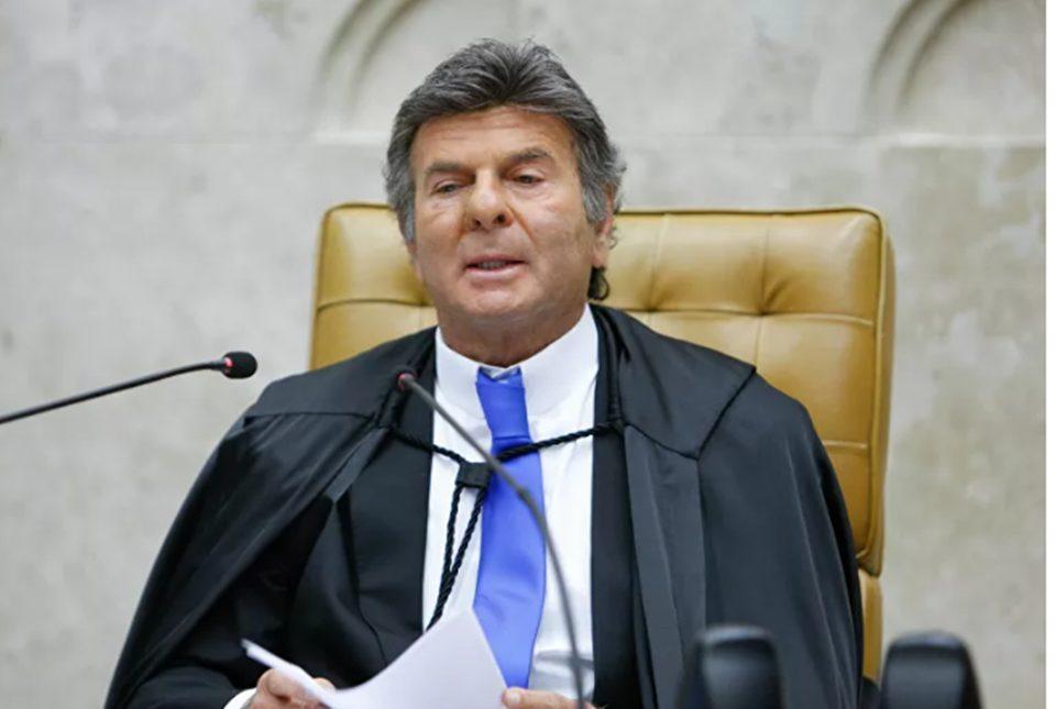 'Pressuposto do diálogo é o respeito mútuo': após fala de Bolsonaro, Fux cance