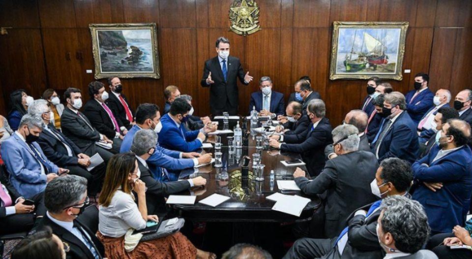 Pacheco reforça compromisso do Senado em votar mudanças nas regras eleitorais
